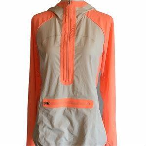 LULULEMON Neon Orange Jacket